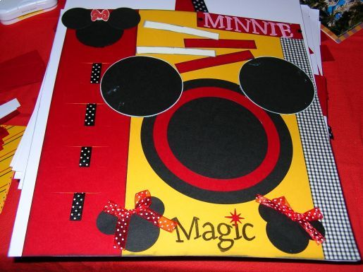Diseño Disney Minnie II