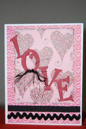 Valentines Preschool Craft